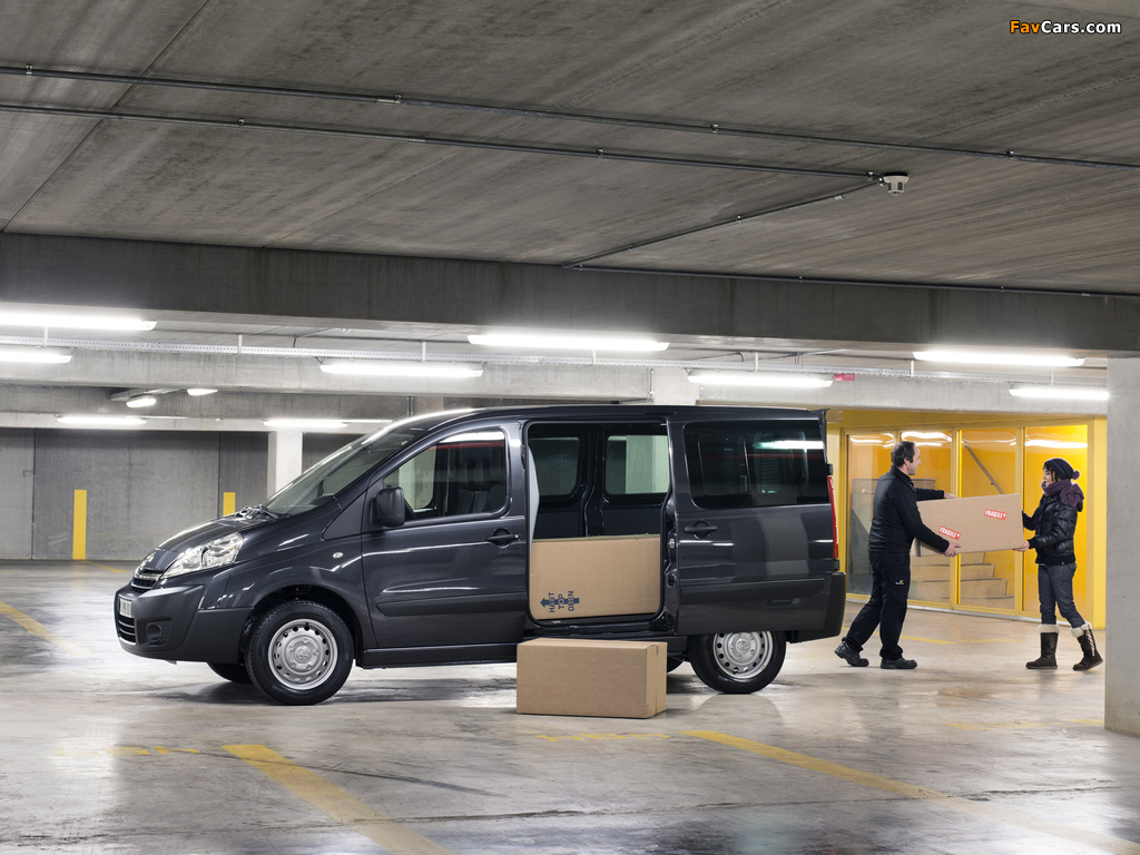 Toyota ProAce 2013 images (1024 x 768)