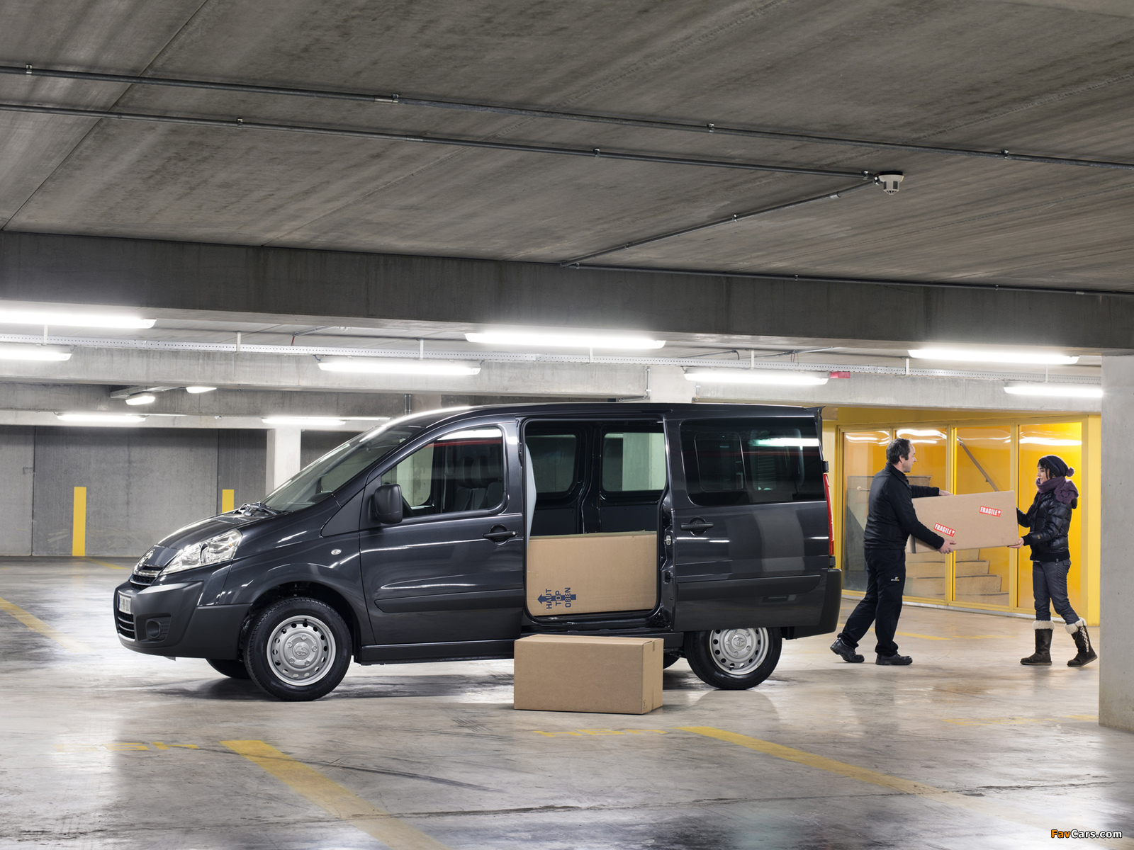 Toyota ProAce 2013 images (1600 x 1200)