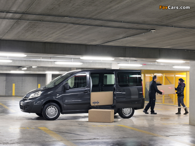 Toyota ProAce 2013 images (640 x 480)