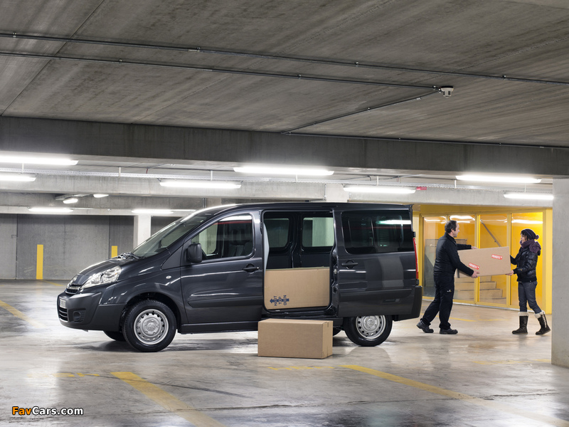 Toyota ProAce 2013 images (800 x 600)