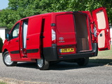 Toyota ProAce Van Long UK-spec 2013 wallpapers