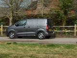 Toyota ProAce Van Compact UK-spec 2017 images