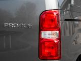 Toyota ProAce Van Compact UK-spec 2017 photos