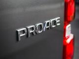 Toyota ProAce Van Compact UK-spec 2017 pictures