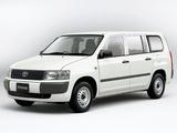 Images of Toyota Probox Van (CP50) 2002