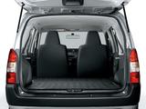 Photos of Toyota Probox Van (CP50) 2014