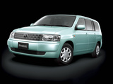 Toyota Probox Wagon (CP50) 2002 wallpapers