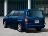 Toyota Probox Wagon (CP50) 2014 pictures