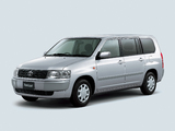 Toyota Probox Wagon (CP50) 2002 wallpapers
