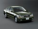 Photos of Toyota Progres (JCG10) 2001–07