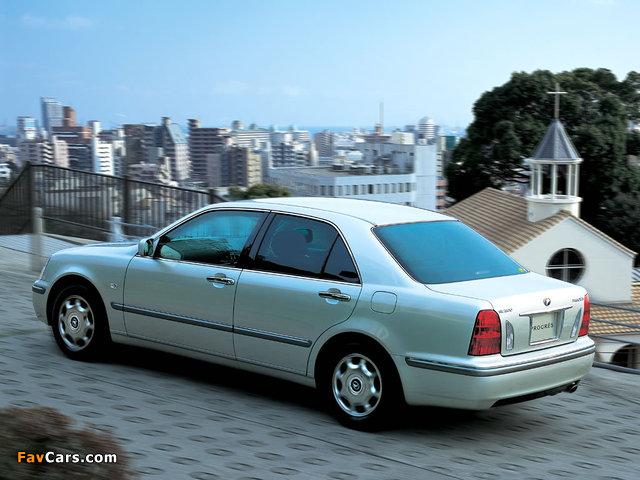 Toyota Progres (JCG10) 2001–07 photos (640 x 480)