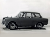 Images of Toyota Publica (UP10) 1961–66