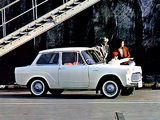 Photos of Toyota Publica (UP10) 1961–66
