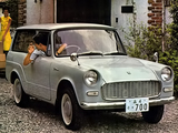 Toyota Publica Wagon (UP10) 1961–66 images
