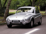 Toyota Publica Sports Concept 1962 wallpapers