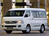 Images of Toyota Quantum Bus 2004