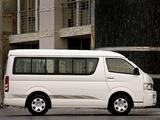 Photos of Toyota Quantum Bus 2004