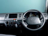 Photos of Toyota Quantum Van 2004
