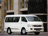 Photos of Toyota Quantum Bus 2004