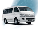 Toyota Quantum Bus 2004 pictures