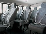 Toyota Quantum Bus 2004 wallpapers