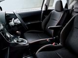 Toyota Ractis S 2010–11 pictures