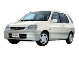 Toyota Raum (EXZ10) 1997–2003 photos