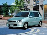 Toyota Raum (EXZ10) 1997–2003 pictures