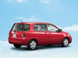 Toyota Raum (NCZ20) 2003–06 images