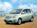 Toyota Raum (NCZ20) 2003–06 photos