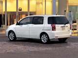 Toyota Raum (NCZ20) 2006–11 photos