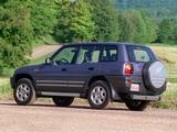 Images of Toyota RAV4 5-door US-spec 1994–97