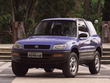 Images of Toyota RAV4 3-door 1994–97