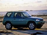 Images of Toyota RAV4 EV 3-door UK-spec 1997