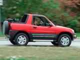 Images of Toyota RAV4 Convertible US-spec 1998–2000