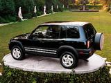 Images of Toyota RAV4 5-door US-spec 1998–2000