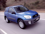 Images of Toyota RAV4 Edge 3-door AU-spec 2000–03