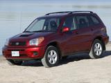 Images of Toyota RAV4 Chili 2004–05