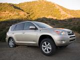 Images of Toyota RAV4 US-spec 2006–08