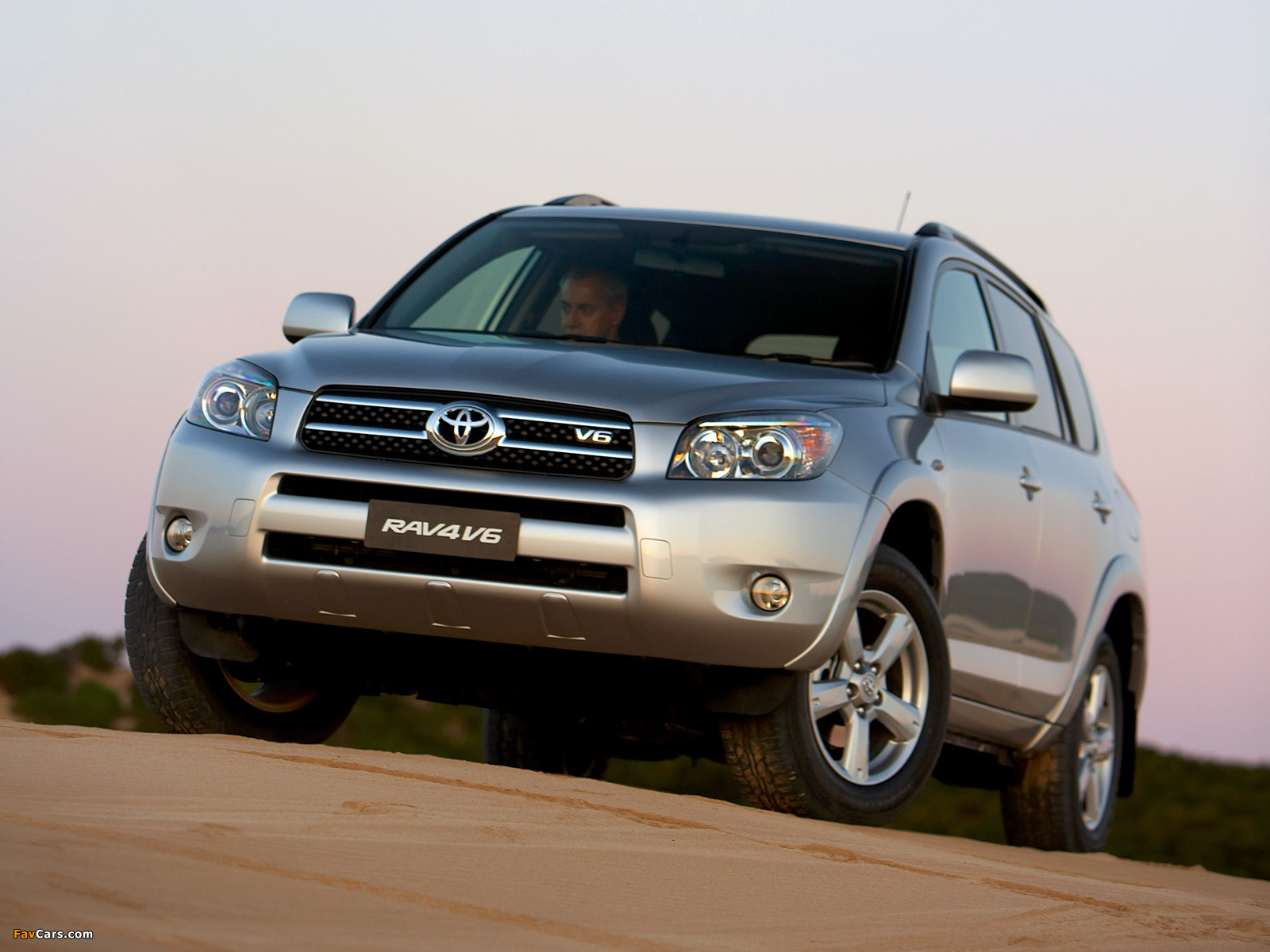 images of toyota rav4 au spec 2006 08 1600x1200. Black Bedroom Furniture Sets. Home Design Ideas