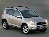 Images of Toyota RAV4 ZA-spec 2006–08
