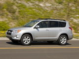 Images of Toyota RAV4 Limited US-spec 2008