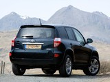 Images of Toyota RAV4 UK-spec 2010