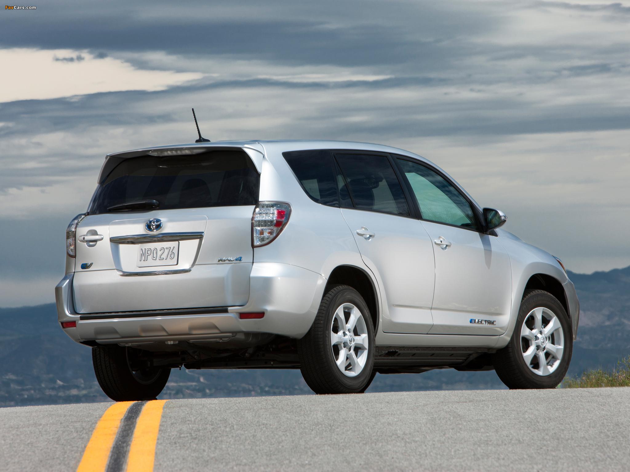 Toyota RAV 2012 #10
