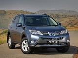 Images of Toyota RAV4 ZA-spec 2013