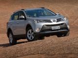 Images of Toyota RAV4 2013