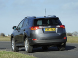 Images of Toyota RAV4 UK-spec 2013