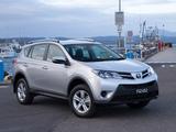 Images of Toyota RAV4 AU-spec 2013