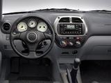 Photos of Toyota RAV4 5-door 2000–03