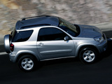 Photos of Toyota RAV4 3-door 2003–05
